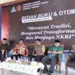 Bedah Buku dan DTD GP Ansor Bateng di Hadiri Bupati