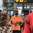 Gubernur Erzaldi Pantau Kegiatan Gugus Tugas di Bandara Depati Amir