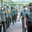 Komandan Kodilkatad Letjen A.M Putranto Pantau Ravid Rest Covid-19