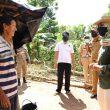 Bunda Melati Kunjungi Warga Desa Jeruk Tinggal di Pondok Kebun