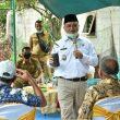 Gubernur Mendukung Warga Pangkalbuluh Tanam Lada