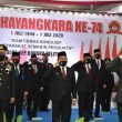 Gubernur Erzaldi Hadiri Upacara Virtual Peringatan Hari Bhayangkara ke-74