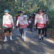 Gubernur Erzaldi Napak Tilas Dengan Bersepeda dan Berjalan Kaki