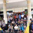 Polres Pangkalpinang Kerahkan 130 Personil Amankan Aksi Damai PMII