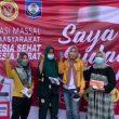 BIN dan KKP Kerjasama menggelar Vaksin Bagi Masyarakat Pelabuhan Sadai