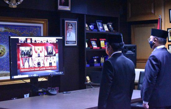 Gubernur Erzaldi: Melalui Pancasila Bangsa Indonesia Mampu Menjadi Pemenang