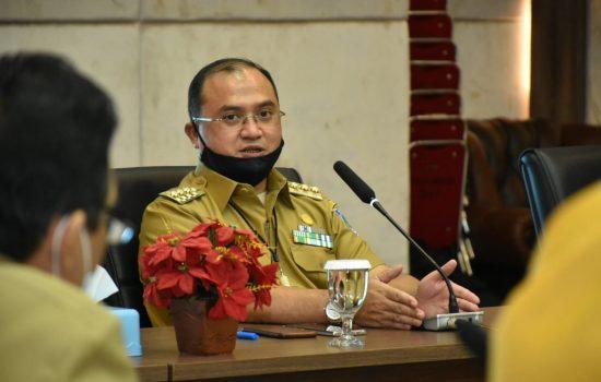 Gubernur Erzaldi : Kunci Berhasilnya New Normal Adalah Disiplin Dalam Penerapan Protokol Covid-19