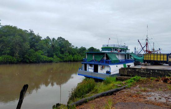 Warga Berharap Pemda Bantu Pengerukan Alur Muara Pelabuhan Sungai Selan