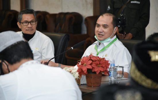 Gubernur Erzaldi Samakan Persepsi Guna Sambut Tahun Ajaran Baru Era New Normal