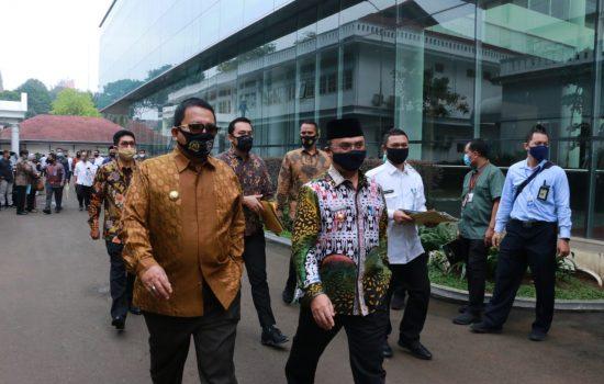 Presiden Joko Widodo Minta Pemerintah Daerah Buka Lebar Ekspor