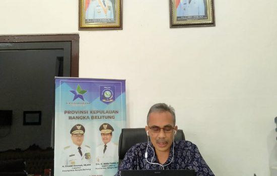 Asyraf Suryadin Tutup Bimtek Strategi Pengembangan Perpustakaan dan TIK