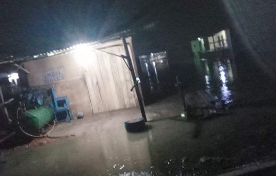 Warga Kota Pangkalpinang Minta Rumahnya Tidak Banjir Lagi