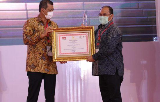 Babel Terima Penghargaan Top Inovasi Pelayanan Publik Penanganan Covid-19
